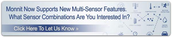 Suggest Potential Sensor Combinations