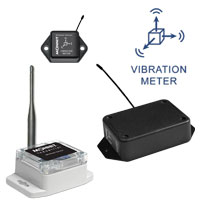 New Monnit Wireless Vibration Meters