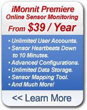 iMonnit Premiere Wireless Sensor Montioring